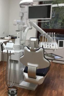 Unser neues Behandlungszimmer fast fertig!
